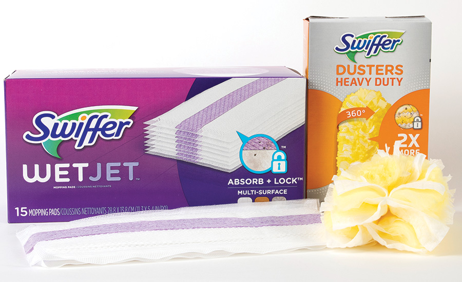 Swiffer refills nationally recyclable