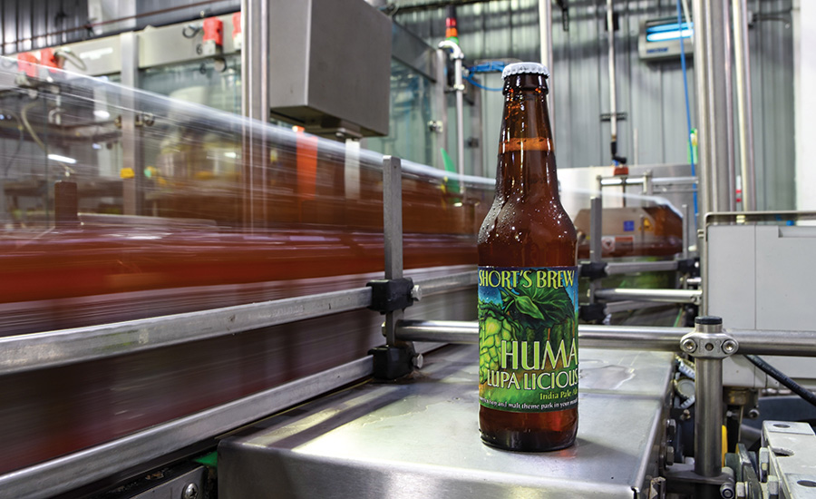 Pure Michigan, Bottled & Canned