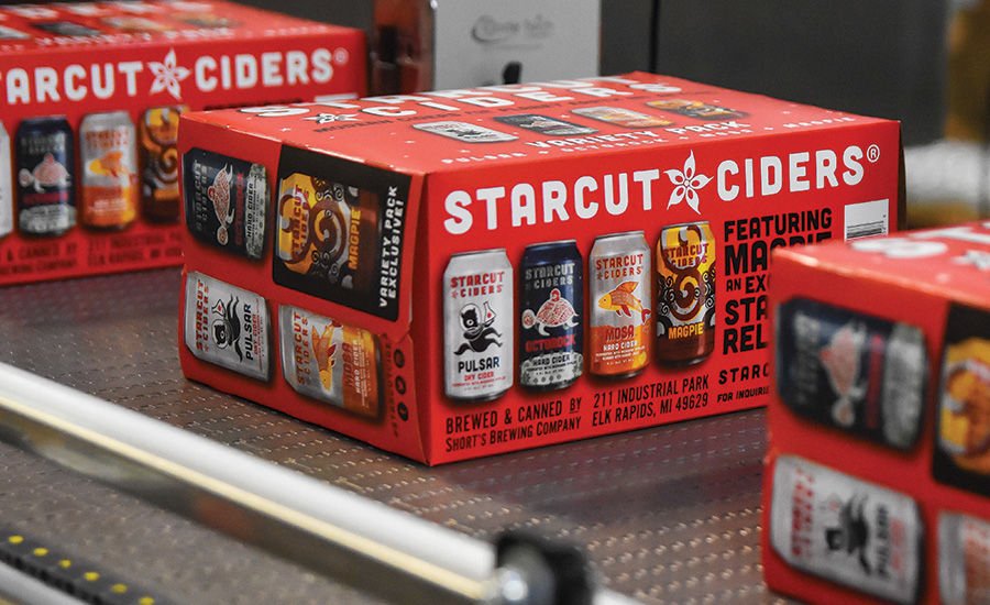 Starcut Ciders is a division of Short's
