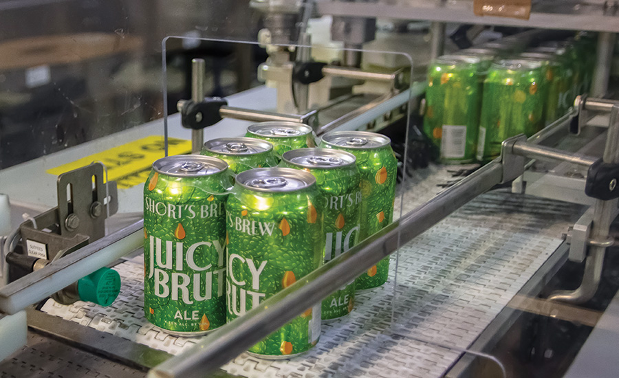 Juicy Brut Cans
