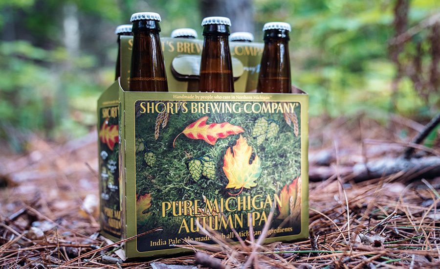 Short's Pure Michigan Autumn IPA