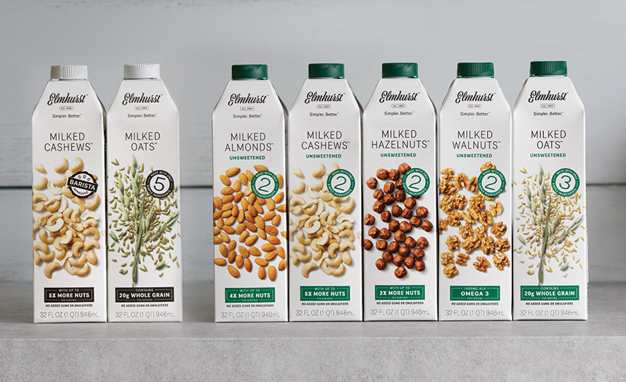 The Recipe for Success with Plant-Based Beverages