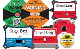 SpotSee's ShockWatch RFID