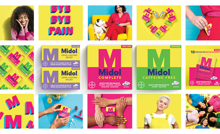 The Story Behind the Packaging: Midol