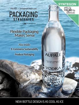 Packaging Strategies May 2021 Cover