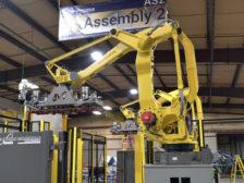 Motion controls robotics