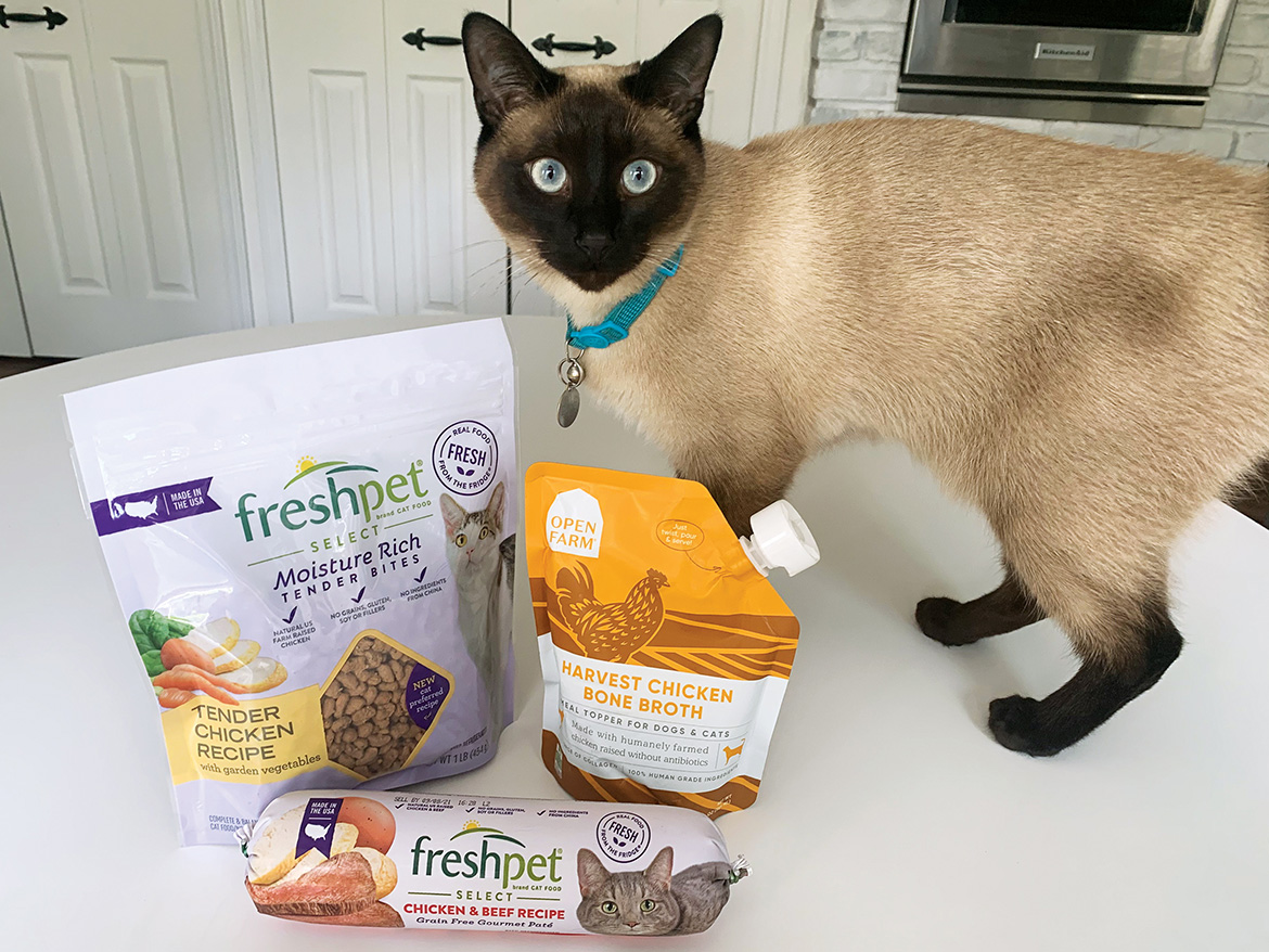 Pet food packaging is evolving to accommodate healthier recipes