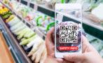 Smart Phone QR code