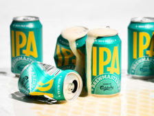 New Brewmasters Ipa Design Inspired by The Gates Of Carlsberg