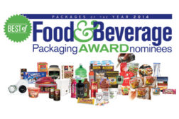 food and beverage packaging awards, package innovation