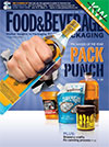 Food and Beverage Packaging April 2015 Cover