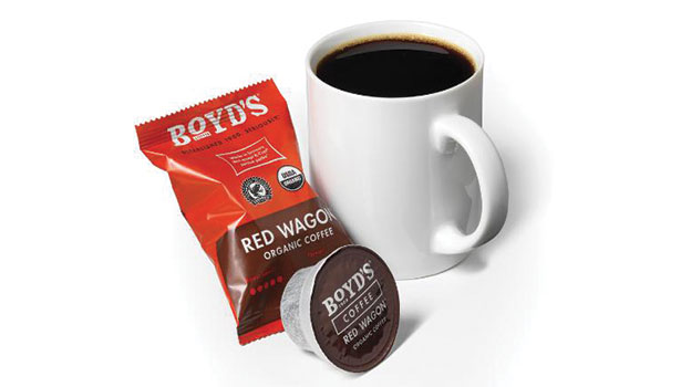 single-cup coffee, single-serve packaging, beverage packaging