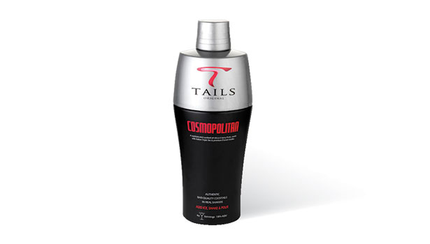 alcohol packaging, Tails cocktails