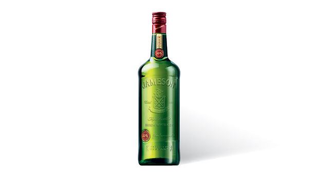 alcohol packaging, Jameson