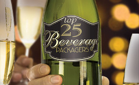 Top 25 beverage packagers, beverage packaging