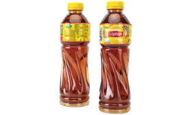 Lipton tea bottle, a breakthrough in hot-fill packaging