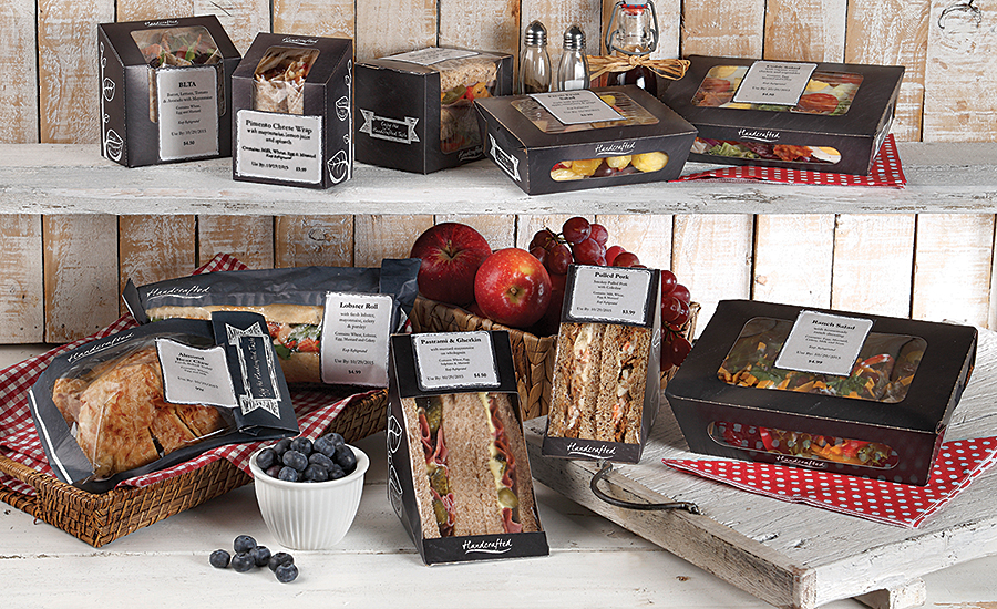 Gastro Collection, a range of gourmet to-go packaging products for the foodservice industry