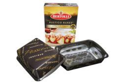 Bertoli Rustico bakes