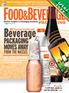 February 2015 Cover Food & Beverage Packaging