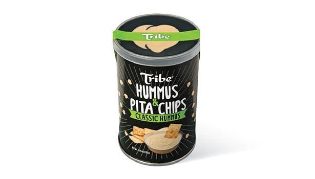 The Snack Boom Slide4: Tribe Hummus and Pita Chips