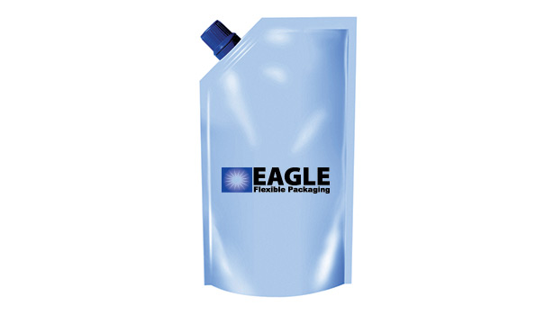 Eagle Flexible Packaging spouted pouches