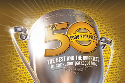 Top 50 food packagers Ft