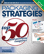 Packaging Strategies July 2015 cover