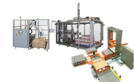 Different types of palletizers