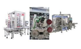 Equipment for tamper-evident packaging