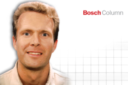Leon Arkesteijn, product manager, Bosch Packaging Technology