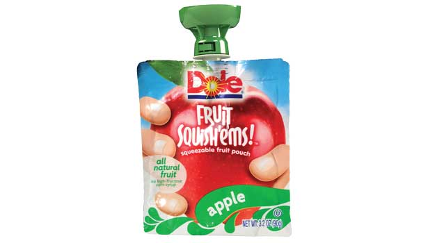 dole fruit squishems