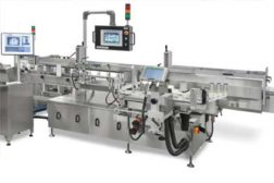 AUTOCOLT labels square machine
