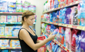 Following the latest packaging trends can attract consumers to buy a product
