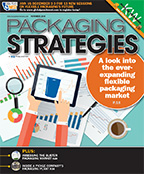 Packaging Strategies November 2015 Cover