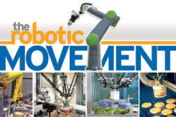 robotic movement, robotic machines