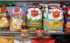 Better Made potato chips, potato chip packaging
