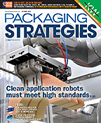 Packaging Strategies October 2015 Cover