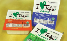 I Heart Tofu Organic packaging from Pacsense
