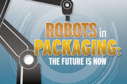 Robots in packaging, packaging machinery