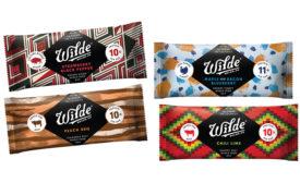 Wilde Snacks whole-food, savory protein bars