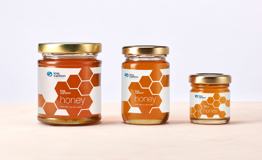 Low Carbon honey