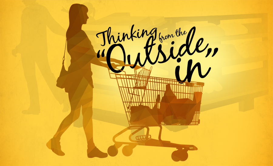 "Thinking like a Consumer from the ""Outside-In"" for New Product Success"