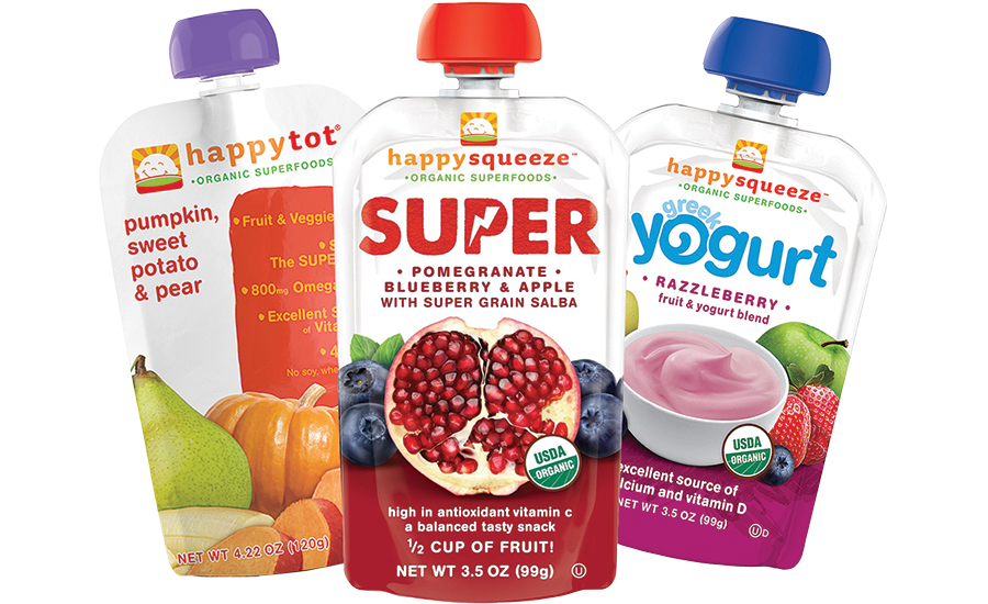 Redesigned Packaging Helps Consumers Identify Happy Family