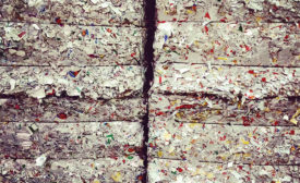 Building New Uses for Recycled Cartons