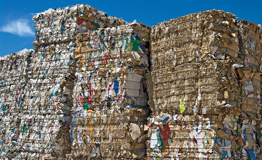 Boosting Paper Recyclability