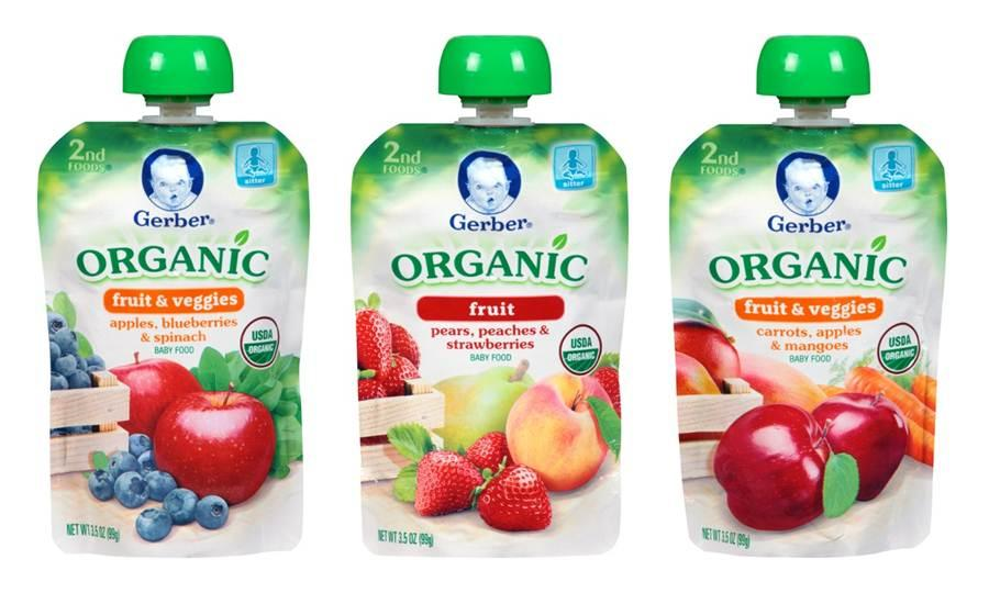 Study Shows Preference For Baby Food In Pouches 2017 06