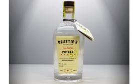 Farm-Crafted Potato Vodka Gets Refreshed Bottle Design
