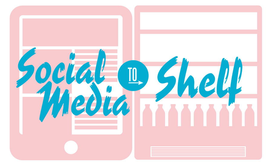 Social Media to Shelf