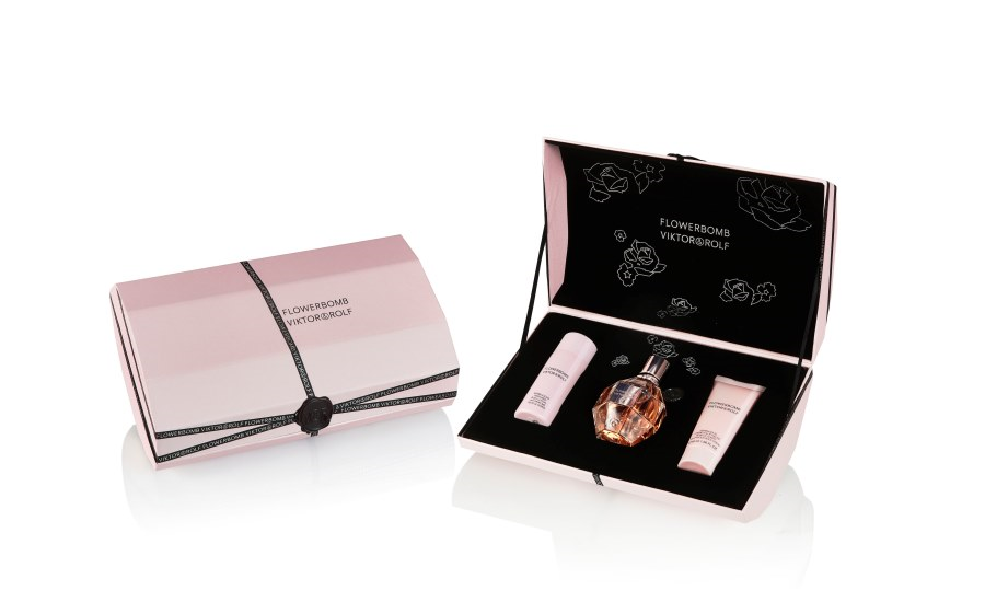 Viktor & Rolf's Beauty Trios Get the Luxe Treatment