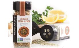 Urban Accents Spicing Up Bottle Packaging Design